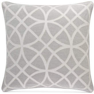 Hotel Collection Connection Square Medallion Cushion