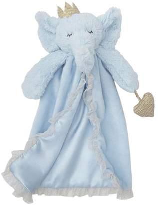 Mud Pie Blue Elephant Lovie