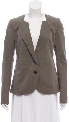 Thakoon Long Sleeve Structured Blazer