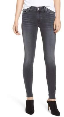 Hudson Nico Raw Hem Super Skinny Jeans