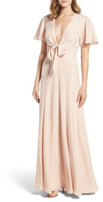 Women's Lovers + Friends Chandelle Gown $198 thestylecure.com
