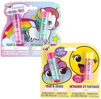 2f8d6674afb0 Fashion Angels S.Lab Tear   Share Lip Balm Assortment (Styles Vary)
