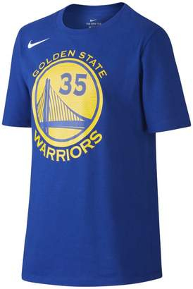 Nike Icon NBA Warriors (Durant) Older Kids'(Boys') Basketball T-Shirt