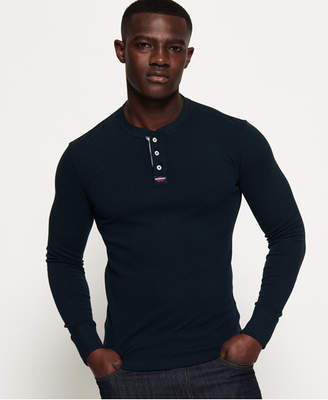 aec97b5e518c Navy Blue Long Sleeved Shirt - ShopStyle UK