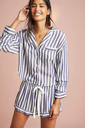 Rails Albany Striped Sleep Set