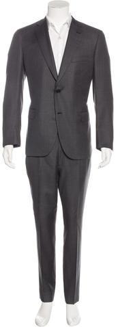 BrioniBrioni Brunico Wool Suit