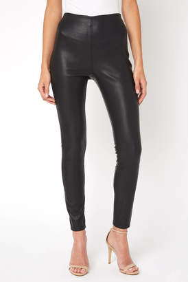 Blank NYC Pull On Vegan Leather Leggings