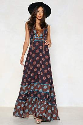 Nasty Gal Most Wanted Maxi Dress