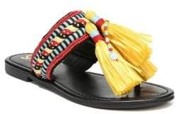 Sam Edelman Bella Tasseled Sandals