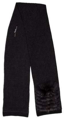 4133b59ea5 Louis Vuitton Black Women's Scarves - ShopStyle
