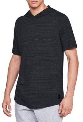 Under Armour Sportstyle Short-Sleeve Hoodie