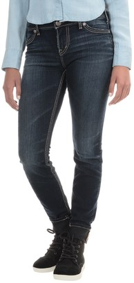 Silver Jeans Suki Super Skinny Jeans - High Rise (For Women) $34.99 thestylecure.com