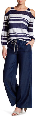 Laundry By Shelli Segal Wide Leg Tencel Pant $44.97 thestylecure.com