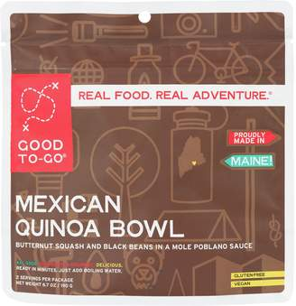 Good To Go Good To-Go Mexican Quinoa Bowl Double Serving Entree