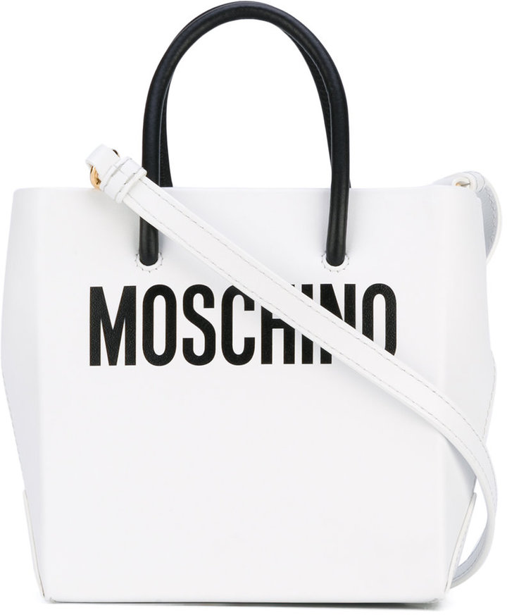 Moschino Moschino cross-body mini shopper bag