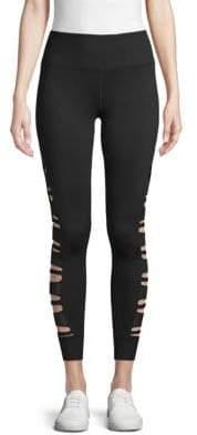 Betsey Johnson High-Waist Pocket Leggings