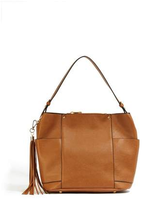 Oasis Tan 'Holly' Hobo Bag