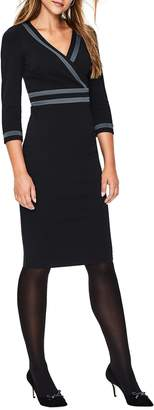 Boden Nellie Ponte Knit Dress