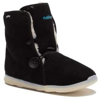 63f92dab948 Native Luna Faux Fur Boot (Little Kid   Big ...