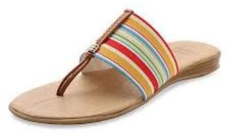 Andre Assous Multicolor Stretch Sandal