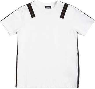 Diesel Cotton Jersey T-Shirt