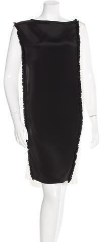 3.1 Phillip Lim3.1 Phillip Lim Silk Colorblock Dress