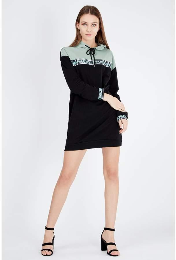 Women's Exclusive Hoodie Sweat Dress