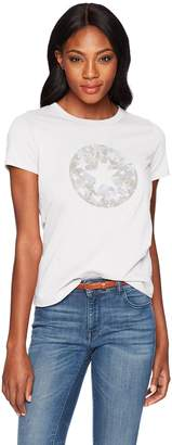 Converse Chuck Patch Camo Fill Short Sleeve Crew T-Shirt