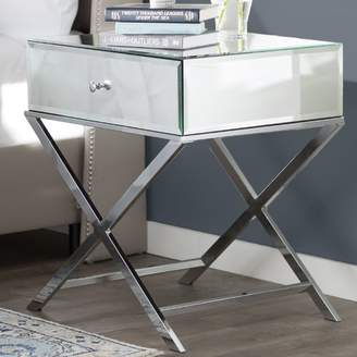 Willa Arlo Interiors Desidrio End Table With Storage
