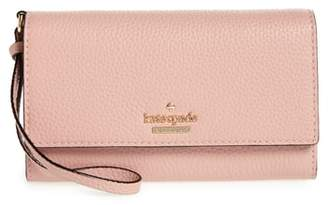 Kate Spade Jackson Street Malorie Leather Wallet