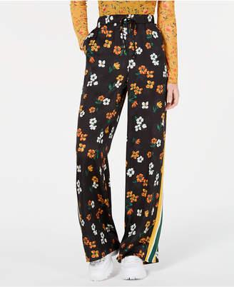 Project 28 Nyc Printed Varsity-Stripe Pants