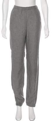 MM6 MAISON MARGIELA High-Rise Skinny Jogger Pants