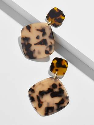 Avida Resin Drop Earrings