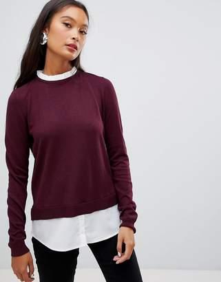 Pimkie 2 In 1 Shirt Jumper