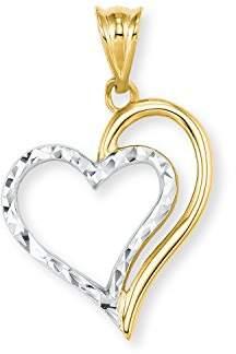 Amor Women Yellow Gold Pendant - 2020246