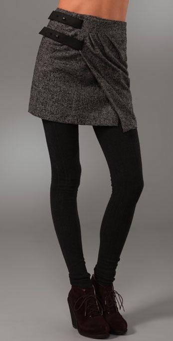 Rag & Bone Ledbury Wrap Skirt