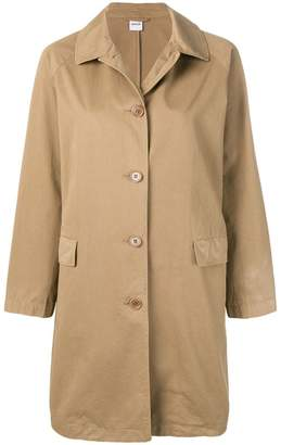 Aspesi button fastened trench coat