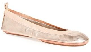 Yosi Samra Women's Samara Foldable Ballet Flat