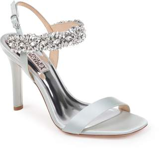 Badgley Mischka Collection Lilly Embellished Sandal