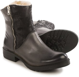 Eric Michael Maggie Ankle Boots - Leather (For Women) $69.99 thestylecure.com