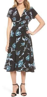 Yumi Kim Spin Me Around Wrap Dress
