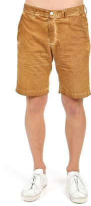 Massimo Alba Velvet Bermuda Short