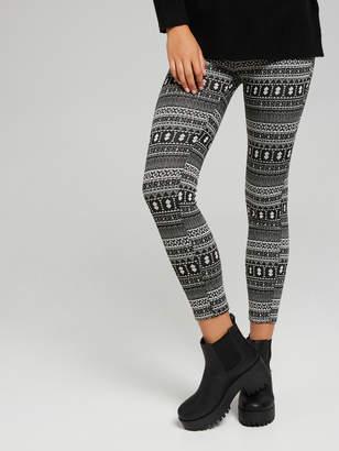 Dotti Cosy Printed Legging