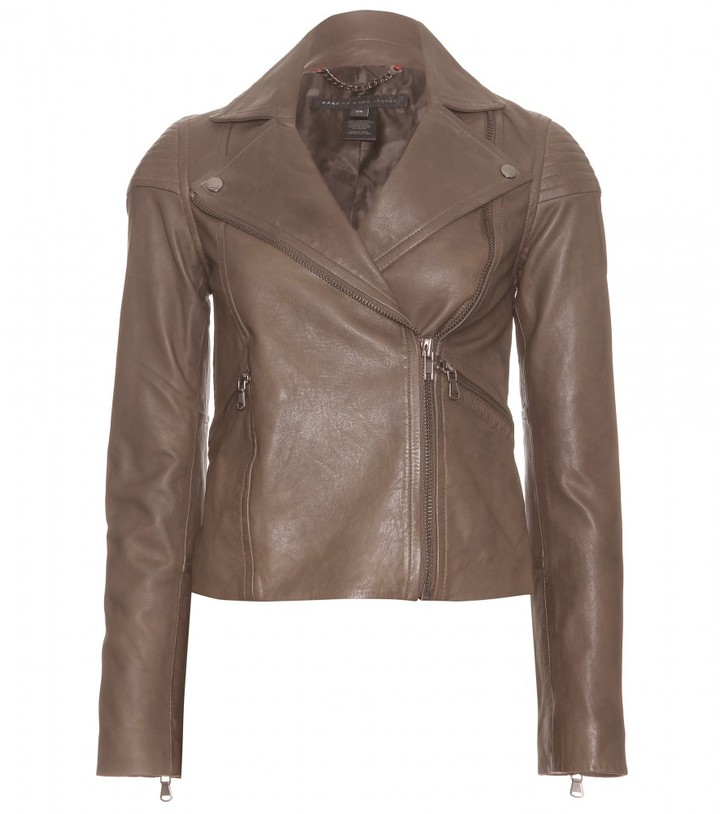 Marc by Marc Jacobs SERGEANT LEATHER BIKER JACKET
