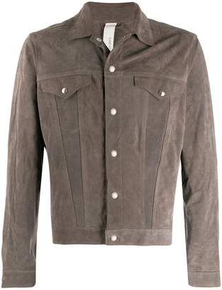 Giorgio Brato fitted jacket