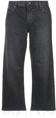 Simon Miller cropped boyfriend jeans