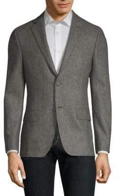 Officine Generale Italian Birdseye Wool Sportcoat