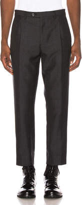 Burberry Prince of Wales Cropped Trouser