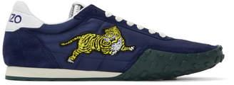 Kenzo Navy Move Sneakers