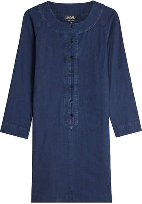 A.P.C. Denim Dress